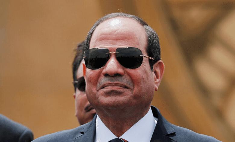 """السيسي: """"لا أحد يستطيع أن يأخذ قطرة ماء من مصر ، وفي كل الأحوال ستشهد المنطقة حالة من عدم الاستقرار لا يتصورها أحد""""."""