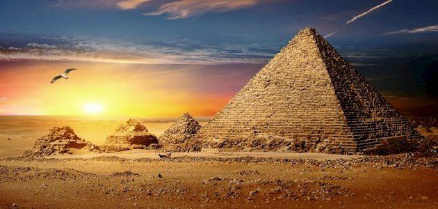 الحضارة المصرية القديمة من أولى حضارات العالم