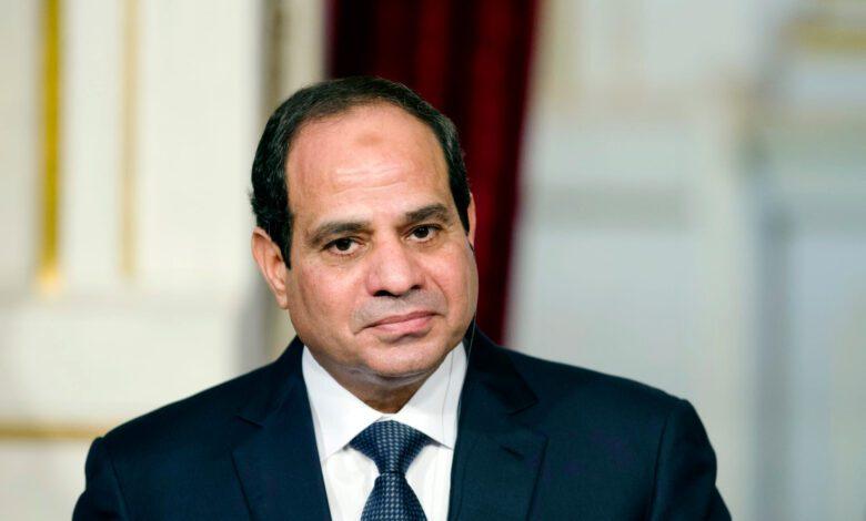 خبر سار من الرئيس عبد الفتاح السيسي رئيس الجمهورية