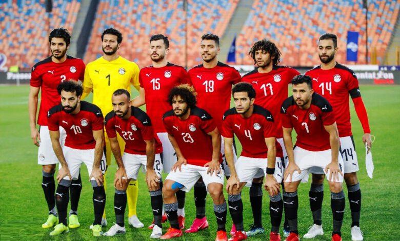 ترتيب المجموعات في تصفيات كأس العالم 2022 أفريقيا .. منتخب مصر في الصدارة