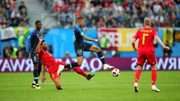 بث مباشر مشاهدة مباراة فرنسا وبلجيكا اليوم في دور أمم أوروبا